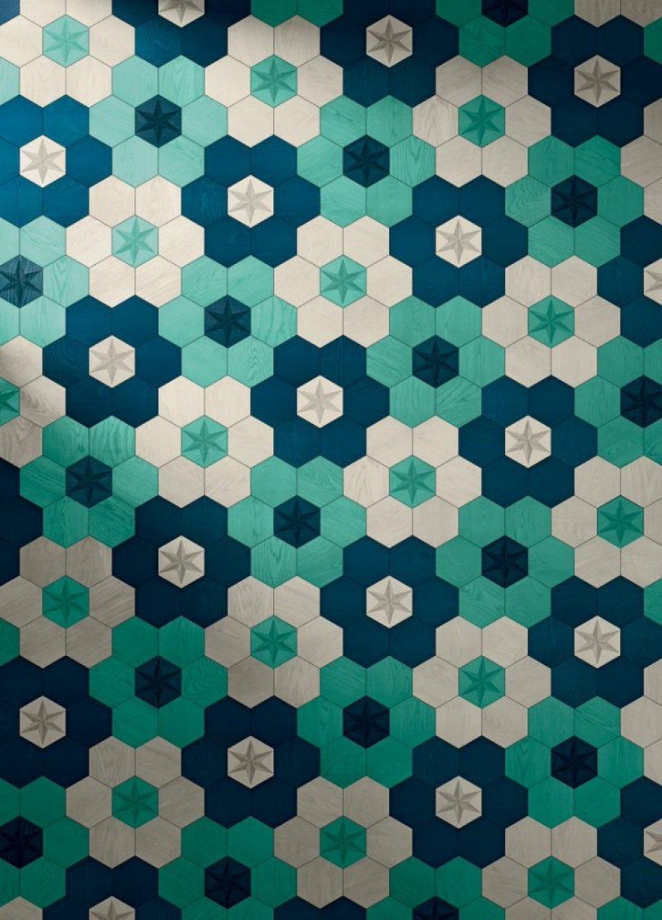 Hillstar Geometric Design by Edward van Vliet for Bisazza 737x1024