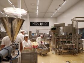 Молоко Груп - производственный цех